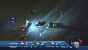 Crashes on Stoney Trail