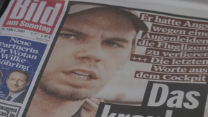 New evidence shows Germanwings co-pilot had suicidal tendancies
