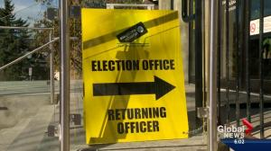 Advance poll voter numbers up from previous election