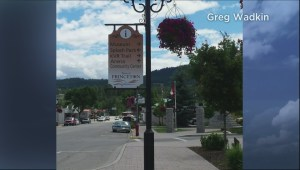 Small Town BC: Princeton