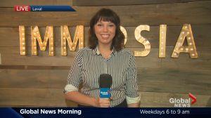 Global News Morning weather forecast: Thursday, February 16