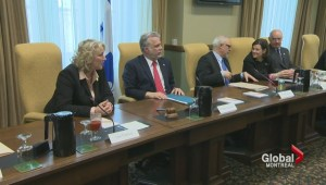 Quebec Liberal cabinet shuffle