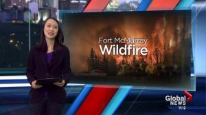 Fort McMurray funeral home staff bring body to Edmonton