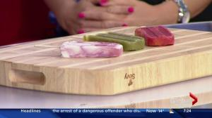 PackedPops – healthy frozen snack alternative