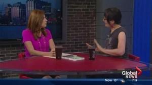Halifax author heads out on Toronto tour