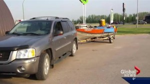 Brazen auto theft near Colonsay highlights a rising problem in Saskatchewan
