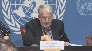 UN says Syrian government, ISIS both guilty of atrocities