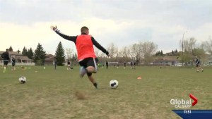 Professional soccer returns to Calgary