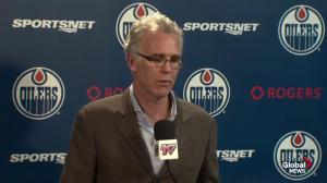Oilers on the look for a new coach