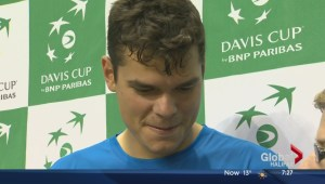 5 minutes or less with Milos Raonic