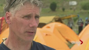BC firefighters help search and recovery efforts in Nepal