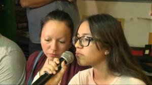 Woman who's deportation prompted protests is reunited with her children