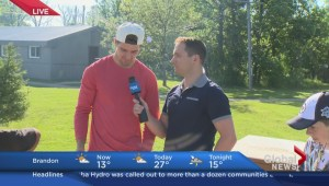 Camp Manitou ideas on Global News Morning
