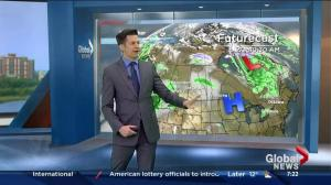 Saskatoon weather outlook – October 6