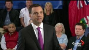Hudak says he'll cut 100,000 public servant jobs if elected