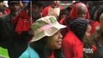 Detroit teacher 'sick-out' forces closure of most public schools