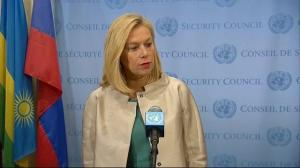 UN says 16 containers of chemical weapons now in inaccessible region of Syria