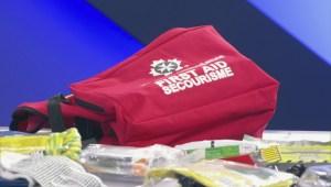 Top items for earthquake kits