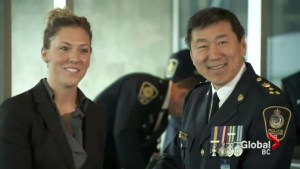 Canadian hockey hero joins the VPD
