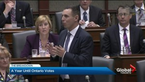 The Breakdown: A year from the Ontario election, all 3 leaders face challenges