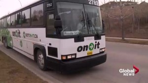 Regional transit buses to connect Calgary and Banff