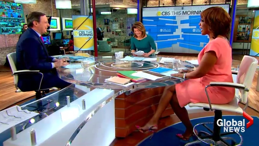 Gayle King Opens Up About Oprah's Run For President