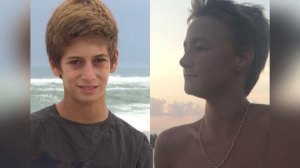 U.S. Coast Guard to suspend its search for two missing Florida teens at sunset
