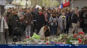 Saskatoon student group responds to Paris attacks