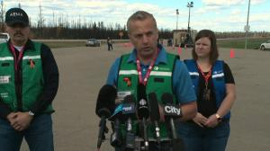 Wood Buffalo officials ask Fort McMurray residents enter during designated time