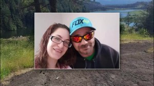 Prince George couple survives near-fatal plunge