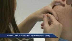 BC Nurses' Union President on flu shot deadline