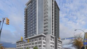 New highrise projects changing Kelowna skyline