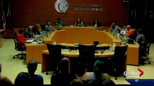 Emotions flare at Wood Buffalo council meeting