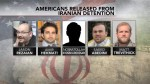 Iran exchanges prisoners with U.S. as sanctions lift