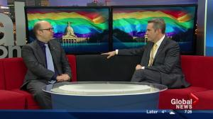 Dr. Kristopher Wells on passing of GSA bill