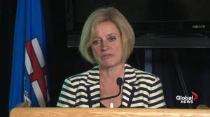 Fort McMurray wildfire has grown to 85,000 hectares in size, says Alberta Premier Rachel Notley