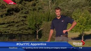 #OurYYC Apprentice: Jordan Witzel's reflections on golf course maintenance