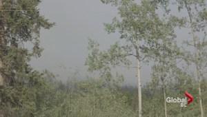 BC Fire Watch: Coldstream Creek and Boleam Lake fire