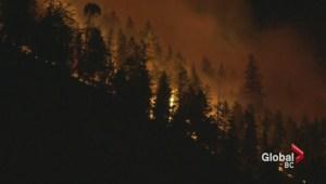 More fire, more evacuations
