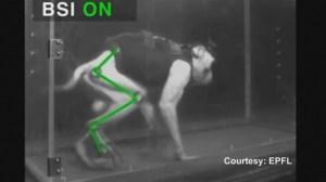 Paralyzed monkey walks again after brain-spine implant