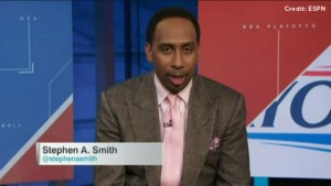 Stephen A. Smith apologizes 'to Canada' after predicting Raptors would be blown out by Cavaliers