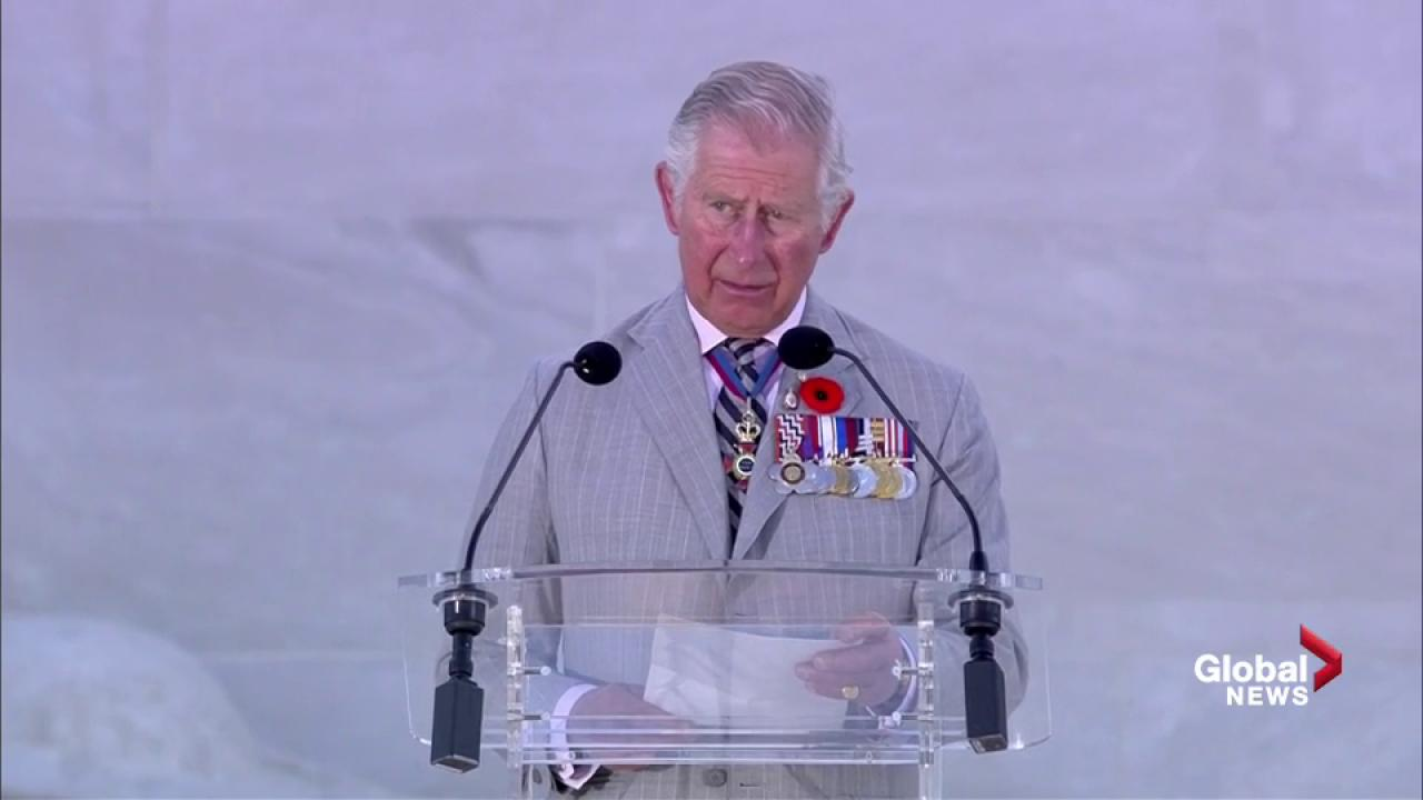 Ottawa unveils Royal Tour details