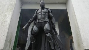 Batman Cosplayer awarded Guinness World Record