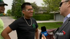 Lawn company leaves Toronto homeowners livid