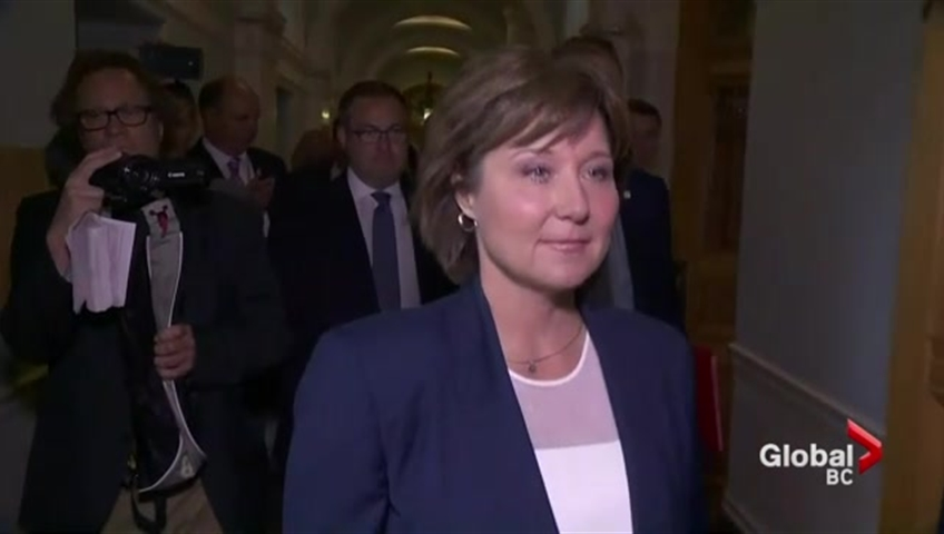 How Christy Clark Destroyed the BC Liberal Brand in Just One Day