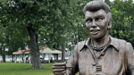 """""""Looks like a zombie:""""  scary statue of Lucille Ball creates outcry"""