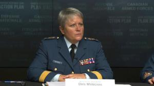 Canadian Forces address sexual assault review on a point-by-point basis