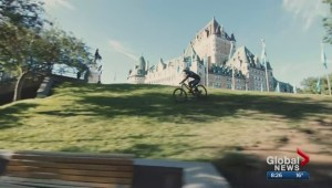 Teen mountain biking champ Finn Iles conquers Quebec City in new short film