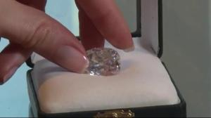 Diamond found at flea market worth more than $600,000