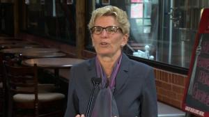Premier Wynne urging for agreement with ETFO